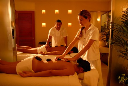 Couples Spa Treatments at Desire Resorts