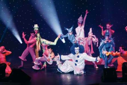 Dance Performance Onboard MSC Cruises