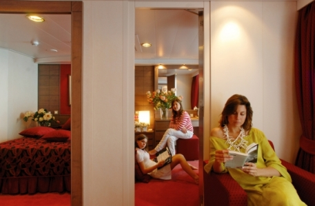 Family Stateroom Onboard MSC Musica