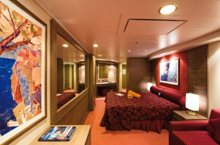 Balcony Suite on MSC Orchestra