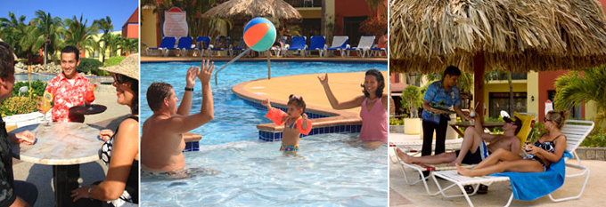 Services & Amenities at The Mill Resort & Suites in Aruba