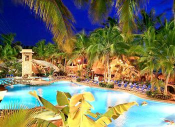 Pool At Paradise Village Beach Resort Spa In Riviera Nayarit Mexico