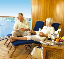 Affordable Balcony Staterooms on Princess Cruises