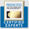 Celebrations International Travel's agents are Certified Princess Cruises Experts