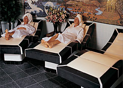 Lotus Spa Onboard Princess Cruises