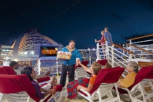 Princess Cruises' Movies Under the Stars