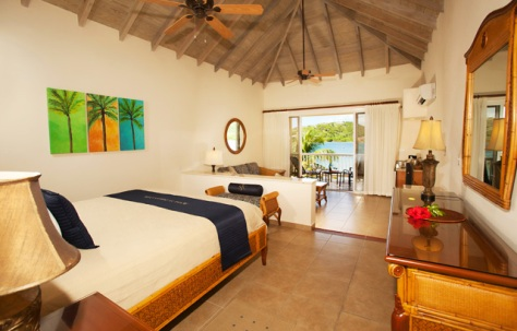 Accommodations at St. James's Club & Villas, Antigua