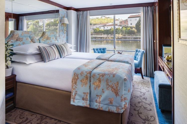 Uniworld River Cruises Category 1 Stateroom