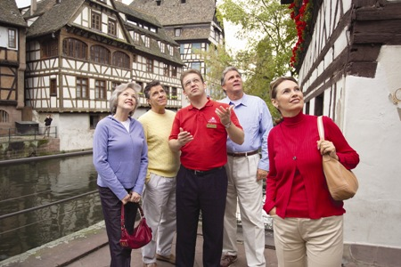 Guided Walking Tour of Strasbourg