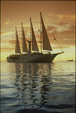 Windstar Cruises Ship